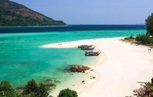 เกาะทะเลอันดามัน