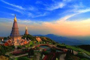เที่ยวภูเขาในไทย
